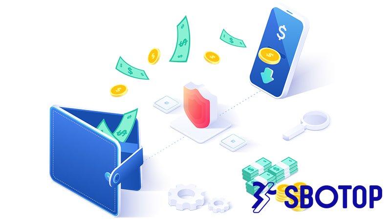 Những phương thức gửi tiền Sbotop