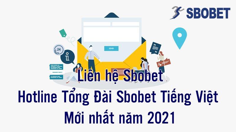 Thông tin liên hệ chính thức của Sbobet