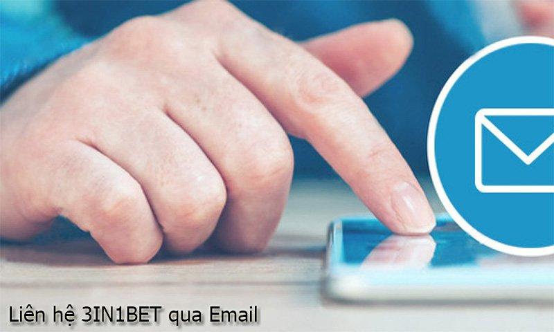 Liên hệ 3IN1BET qua Email