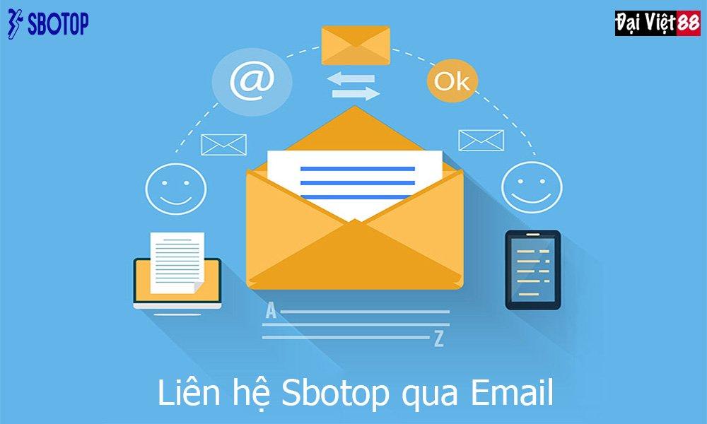 Liên hệ Sbotop qua Email