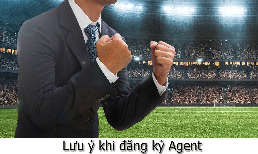 Lưu ý khi đăng ký Agent Sbotop