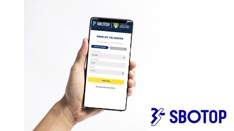 Tải app Sbotop cho điện thoại iOS