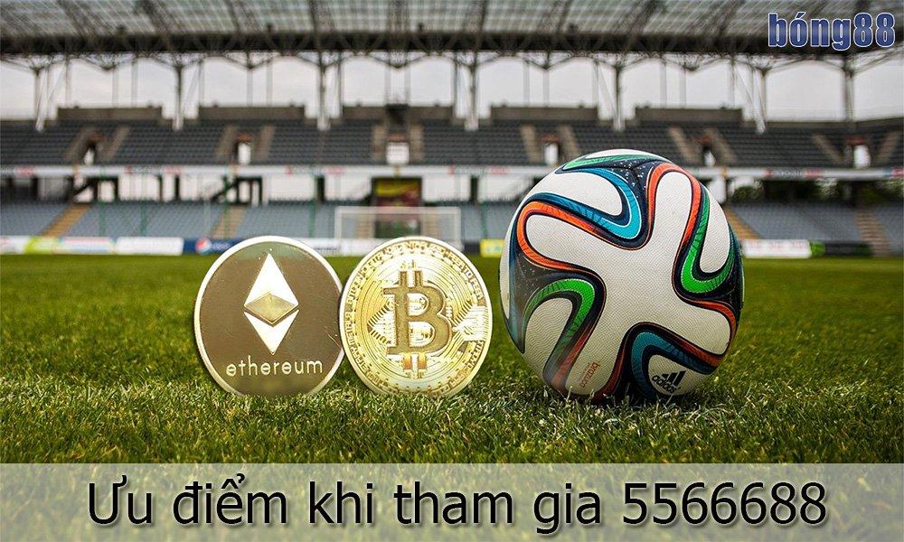 Ưu điểm của 5566688
